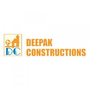 Deepak Constructions logo