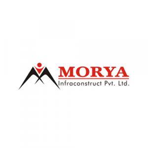 Morya Infraconstruct logo