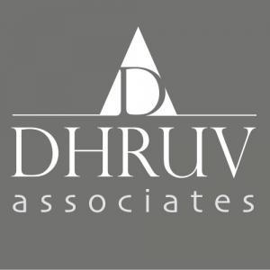 Dhruv Associates logo