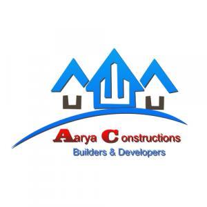 Aarya Constructions logo