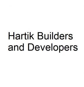Hartik builders and developers logo