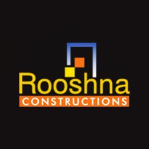 Rooshna Constructions logo