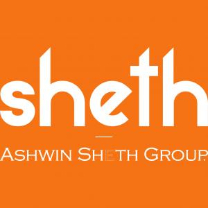 Ashwin Sheth Group logo