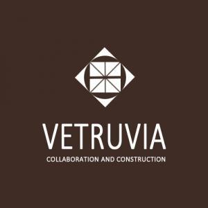 Vetruvia Collaboration and Construction logo