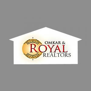 Omkar and Royal Realtors logo