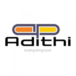 Adithi Projects logo
