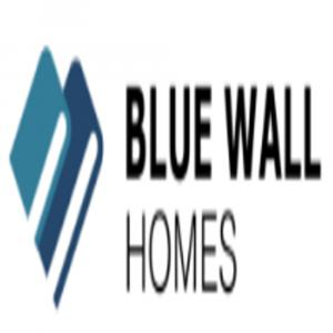 Blue Wall homes logo
