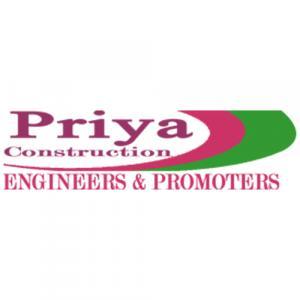 Priya Construction logo