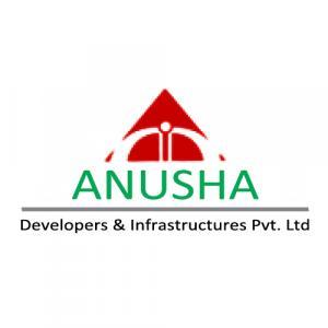 Anusha Developers & Infrastrutures logo