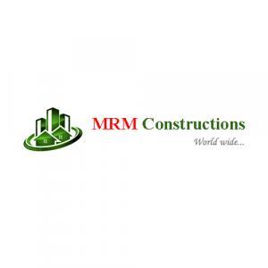 MRM Constructions logo