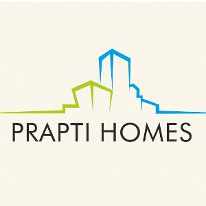 Prapti Homes logo