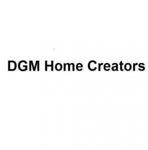 DGM Home Creators logo