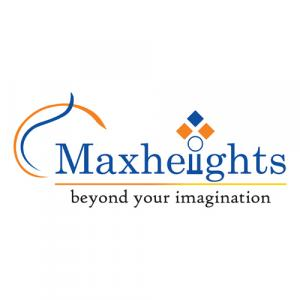 Maxheights Infrastructure  logo