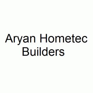 Aryan Hometec Builders logo
