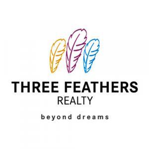 Three Feathers Realty logo