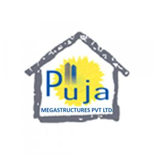 Puja Megastructures Pvt Ltd logo