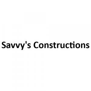Savvy's Constructions logo