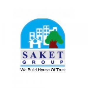 Saket Group logo