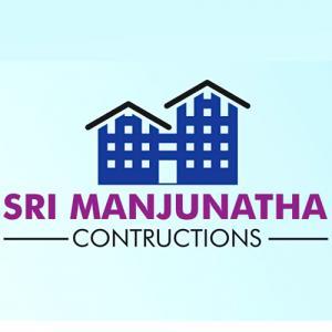Sri Manjunatha Construction logo