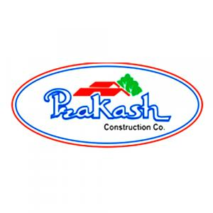 Prakash Construction Company logo