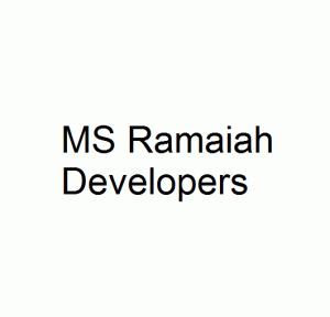 MS Ramaiah Developers logo