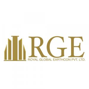 Royal Global Earthcon logo