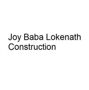 Joy Baba Lokenath Construction