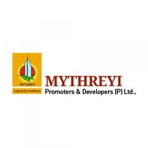 Mythreyi Promoters logo