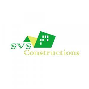 SVS Constructions logo