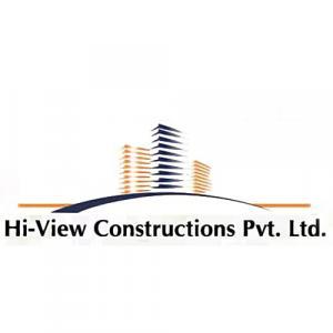 Hi - View Constructions Pvt Ltd logo