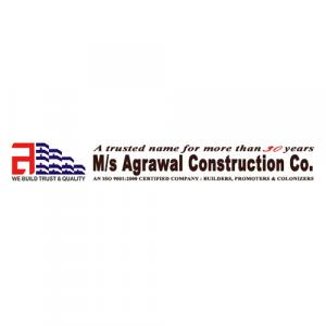 Ms. Agrawal Construction Co. logo