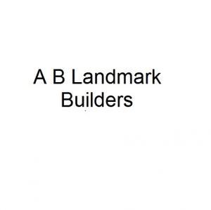 A B Landmark logo