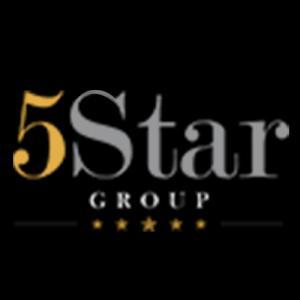 5 Star Construction Company logo