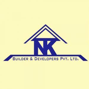 NK Builders & Developers logo