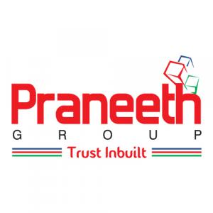 Praneeth Group logo
