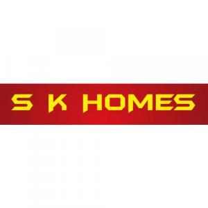 S K Homes logo
