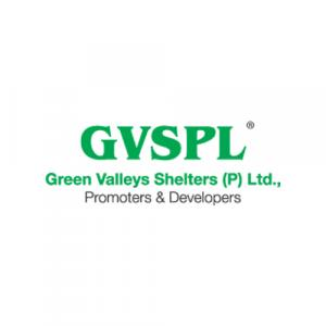 Green Valley Shelters logo