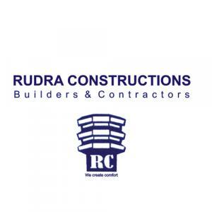 Rudra Constructions logo