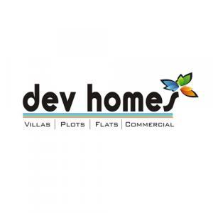 Dev Homes infra Arch  logo