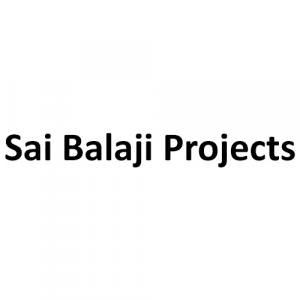 Sai Balaji Projects logo