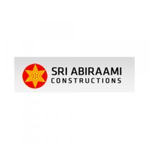 Sri Abiraami Constructions logo