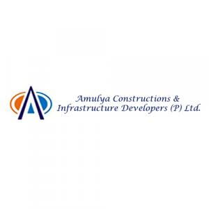 Amulya Constructions & Infrastructure Developers logo