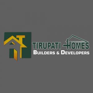 Tirupati Homes Builders & Developers logo