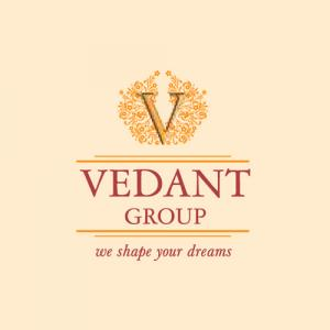 Vedant Group logo