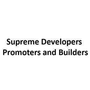 Supreme developers promoters and builders logo