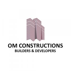 Om Constructions logo