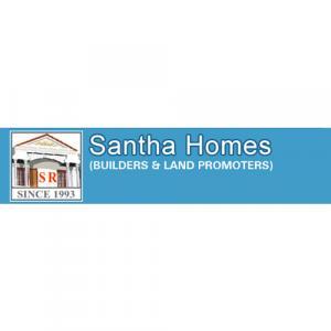 Santha Homes logo