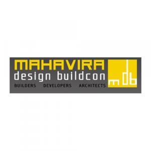 Mahavira Design Buildcon logo