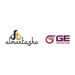 G E Constructions logo