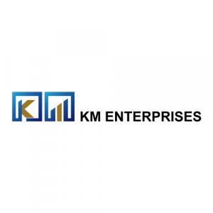 KM Enterprises logo